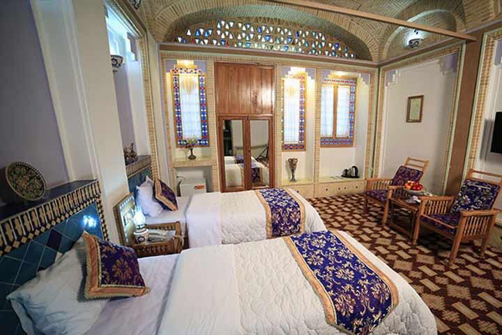 هتل مشتر | بهترین هتلهای یزد