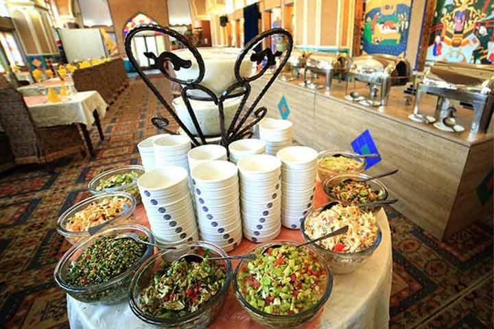 هتل مشیر | بهترین هتلهای یزد