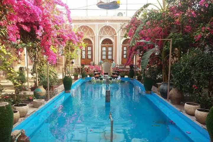 هتل کهن کاشانه | بهترین هتلهای یزد