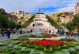 هزار پلهی ایروان | ارمنستان