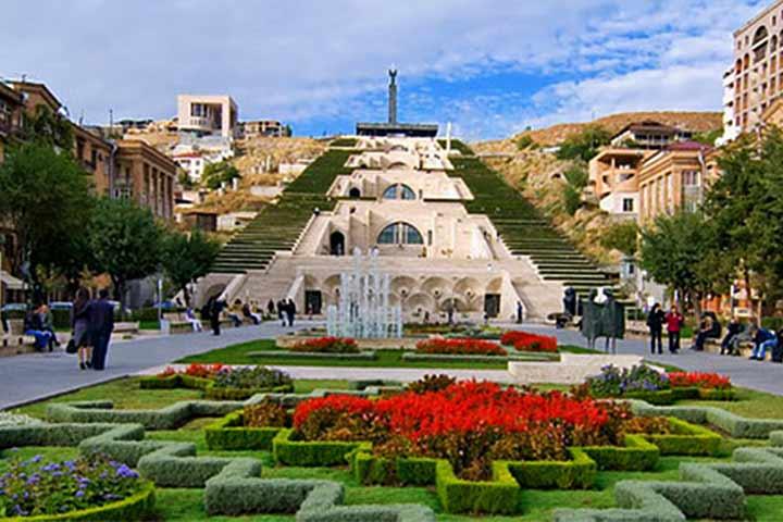 هزار پله ایروان