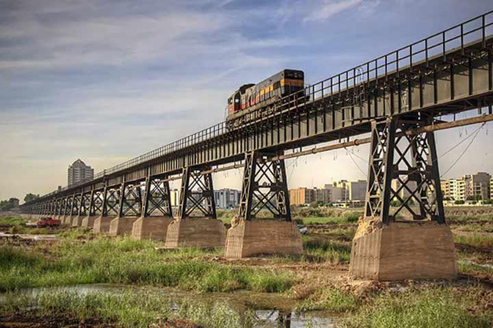 پل سیاه ، از جاذبه های گردشگری اهواز که نباید دیدنش را از دست داد