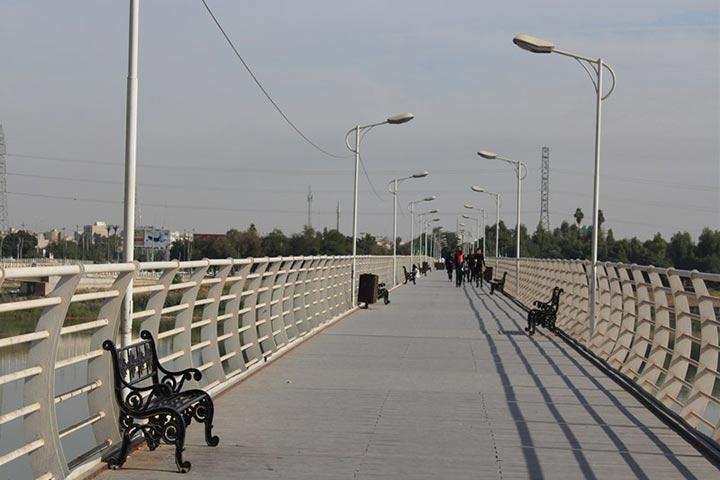 پل طبیعت | پل های اهواز