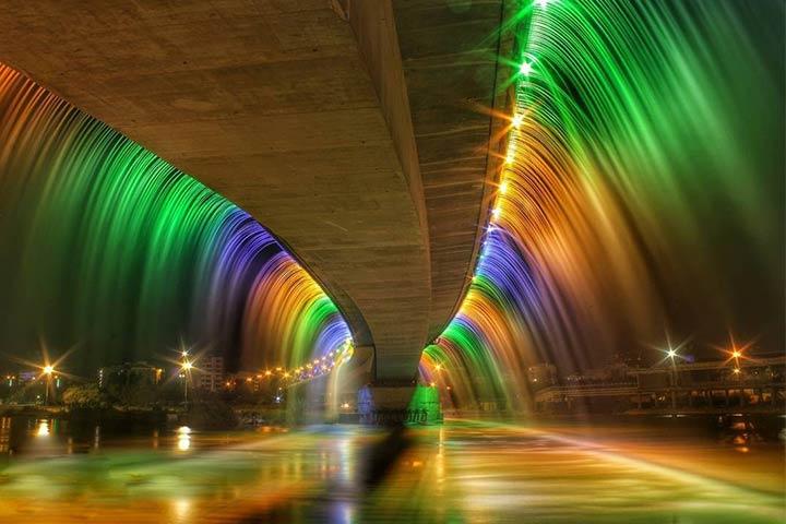 پل گفتگوی تمدنها | پل های اهواز