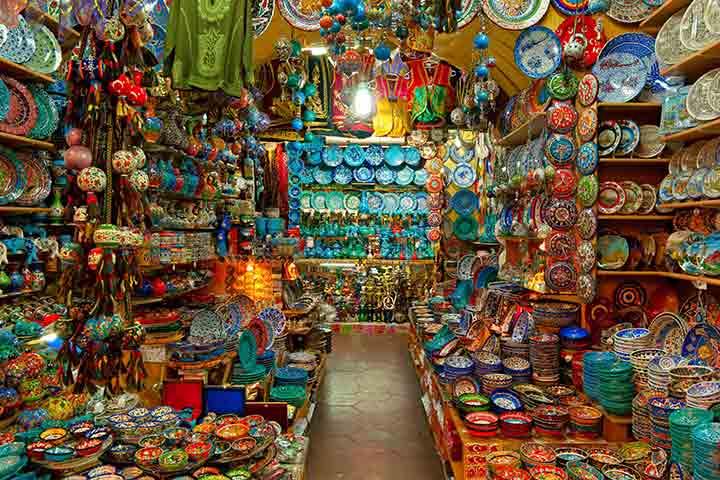 بازار قدیمی استانبول| بازار سنتی استانبول