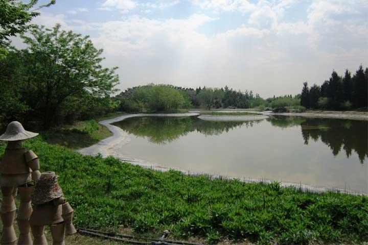 باغ موزهی گیاهشناسی | جاهای دیدنی تهران