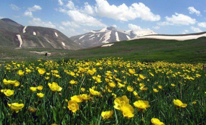 کوهستانها | شرایط اقلیمی تبریز