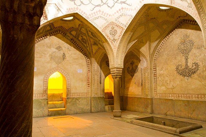 ارگ کریمخانی مکان های دیدنی شیراز