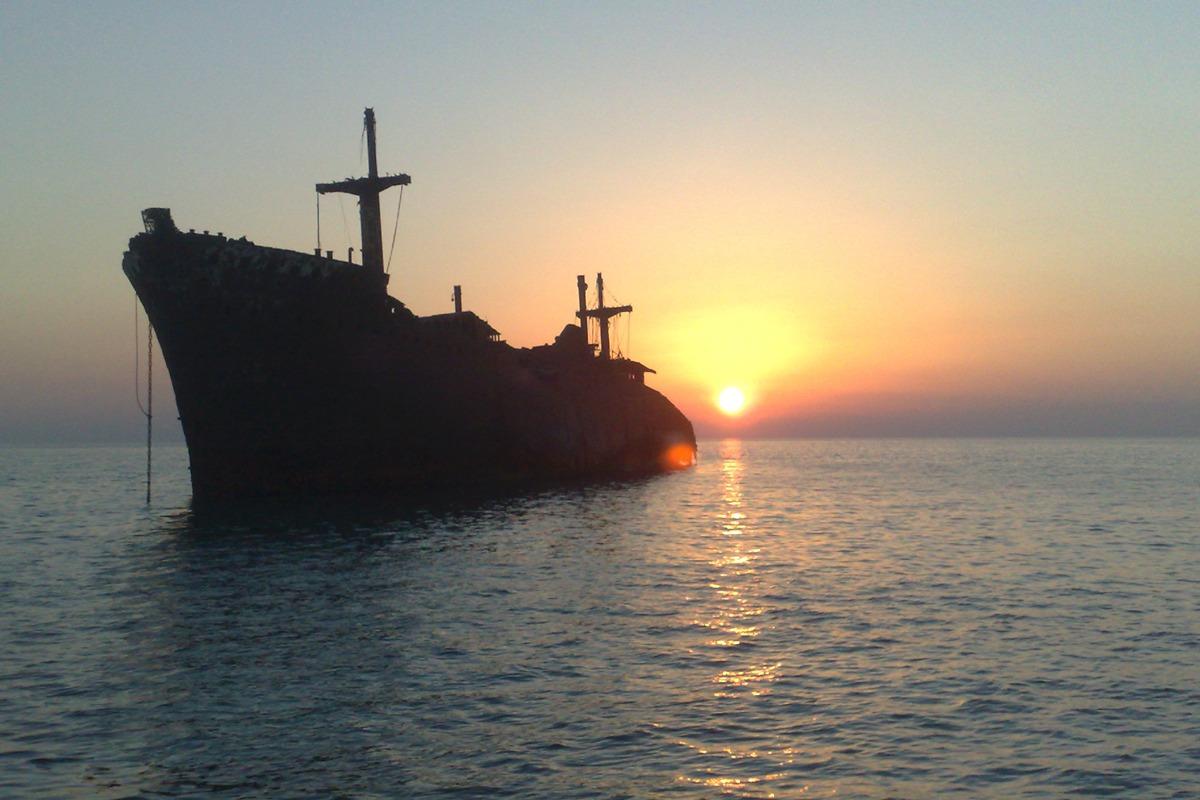 کشتی یونایی