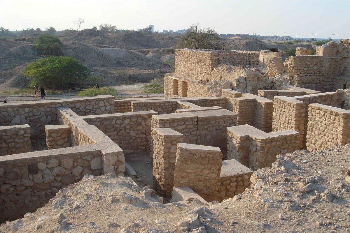 شهر باستانی حریره | جاذبه های گردشگری کیش