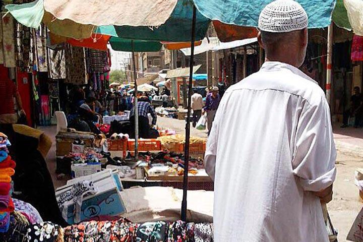 بازار عبدالحمید | جاهای دیدنی اهواز