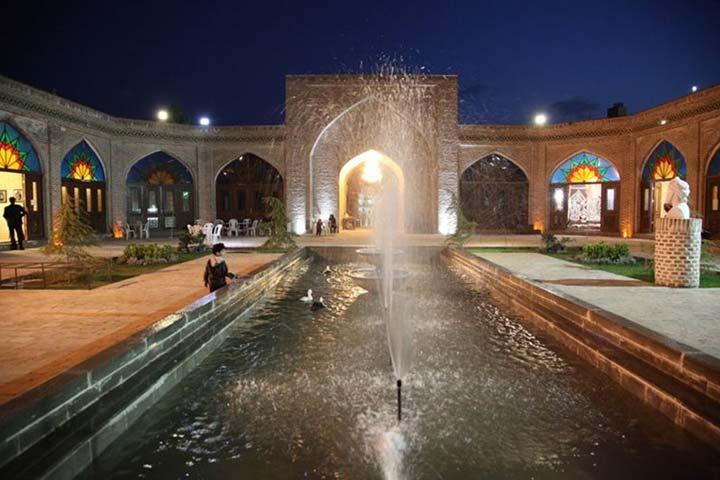 رستوران بابا قدرت | رستوران های معروف مشهد
