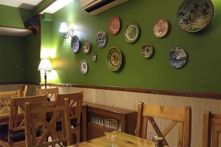 رستوران باغ زیتون ٢ (سجاد)