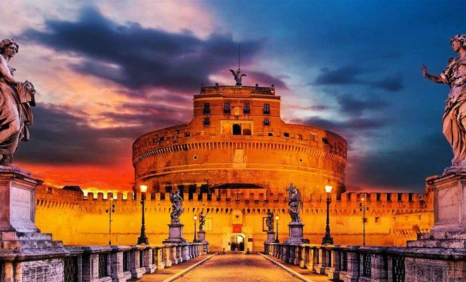 ده روح مشهور رم - شاخص