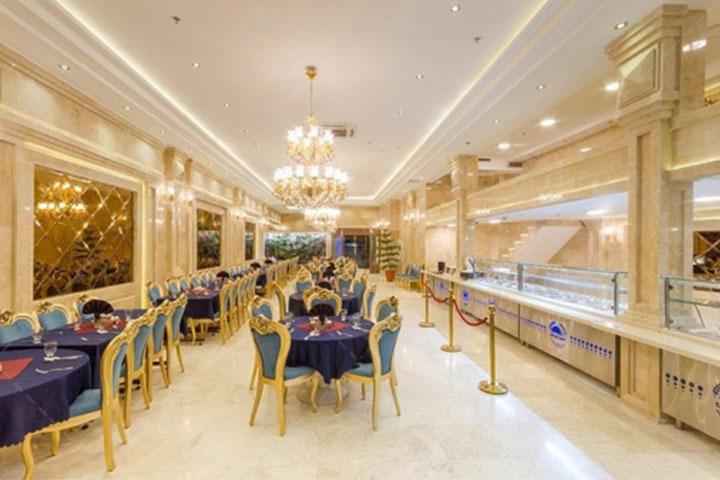 رستوران قصر درویش | رستوران های مشهد