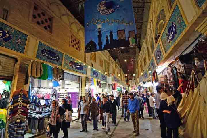 بازار تجریش جاهای دیدنی تهران