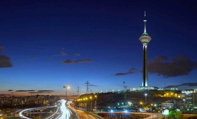 جاهای دیدنی تهران .