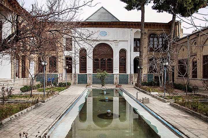 تکیه بیگلربیگی | جاهای دیدنی کرمانشاه