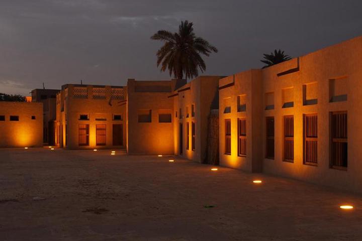 خانه شیخ سعید المکتوم