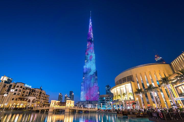 دبی مال | از جاهای دیدنی دبی
