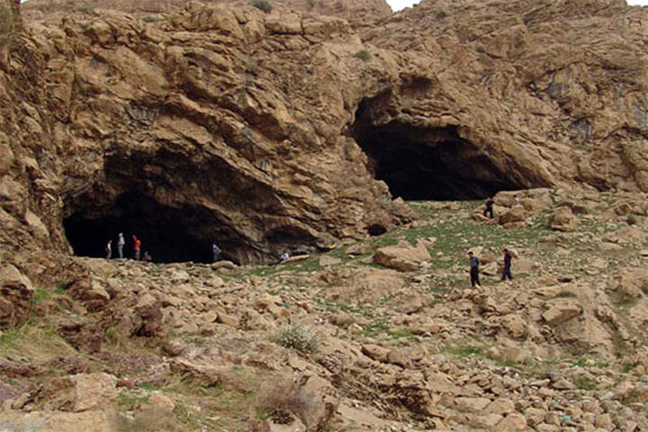 غار دواشکفت | جاهای دیدنی کرمانشاه