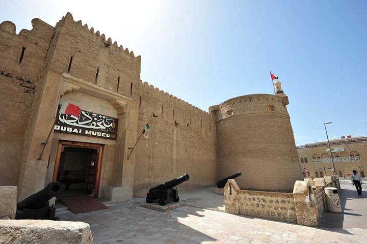 جاذبه های تاریخی دبی