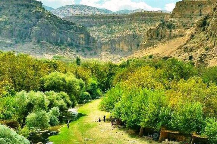 گیلانغرب | جاهای دیدنی کرمانشاه