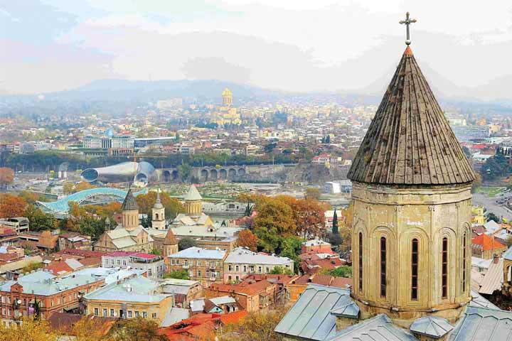 بهترین زمان سفر به گرجستان در فصل های مختلف سال
