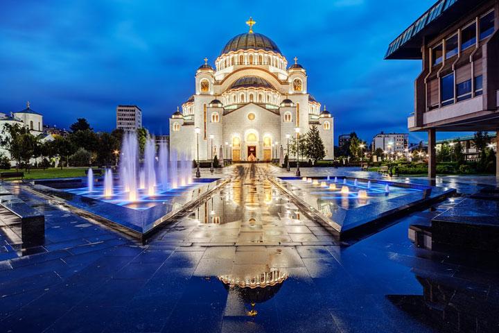 جاهای دیدنی صربستان که نباید از دست بدهید