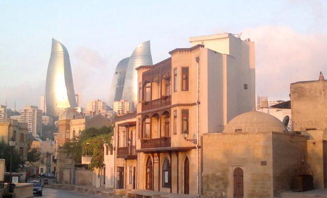 جاهای دیدنی باکو - شهر قدیم۱