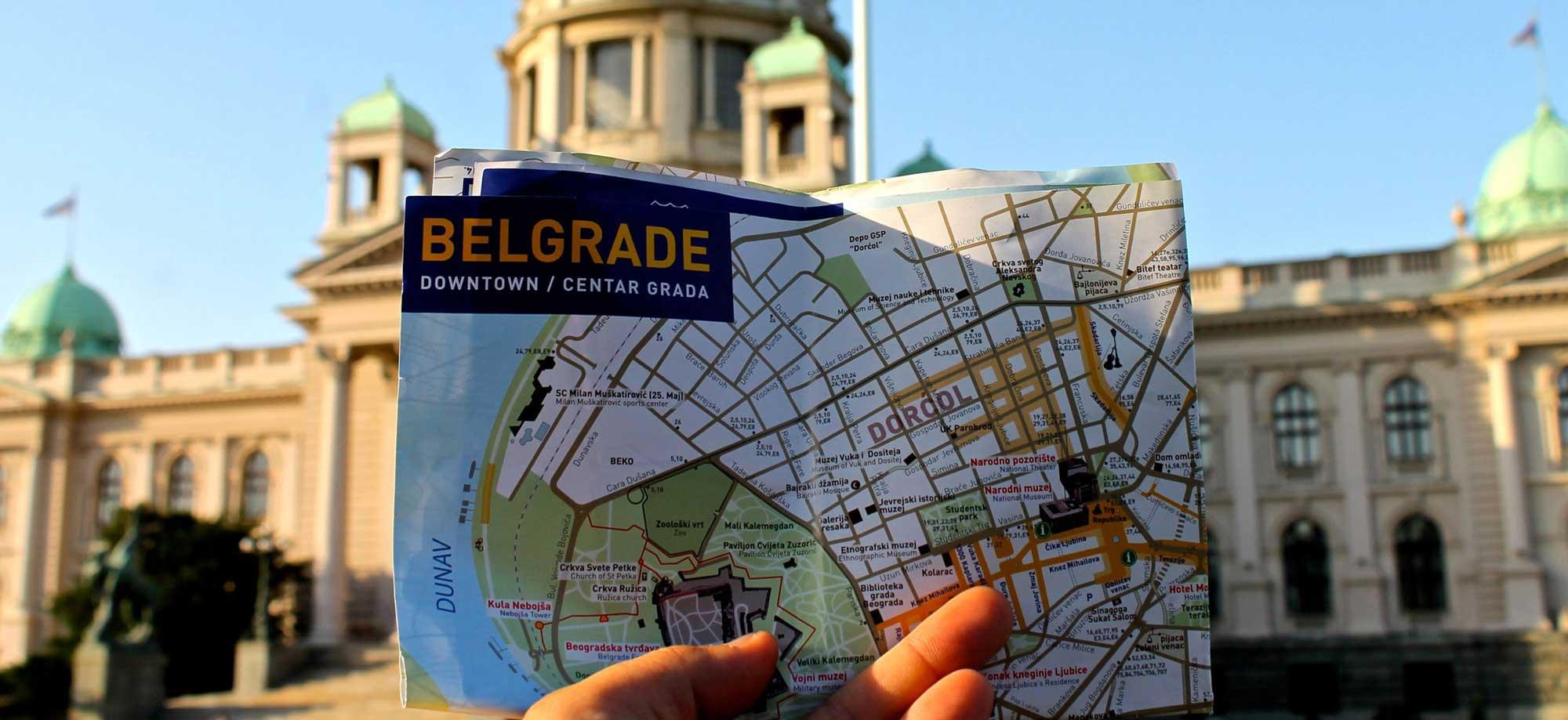 راهنمای سفر به بلگراد ؛ یک روز در شهر سفید صربستان