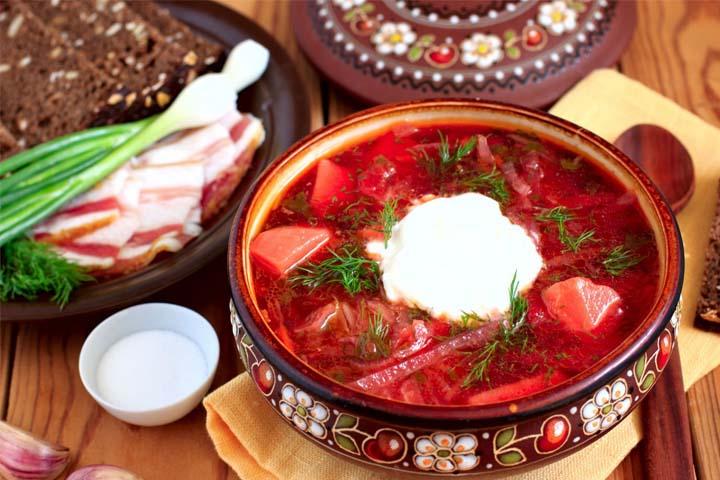 غذاهای خوشمزهی روسیه - تصویر شاخص