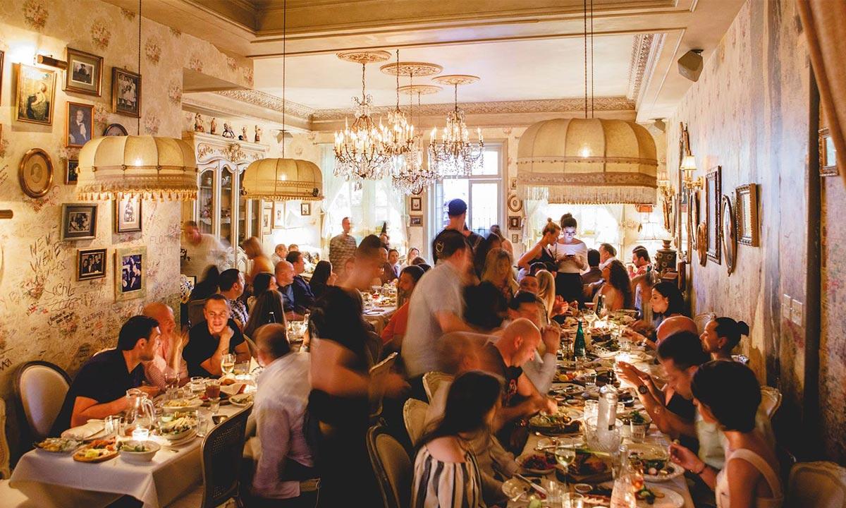 رستورانهای کازان ، تجربهی متفاوت سفر به روسیه