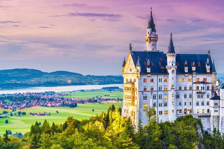 جاهای دیدنی آلمان در سفر به آلمان