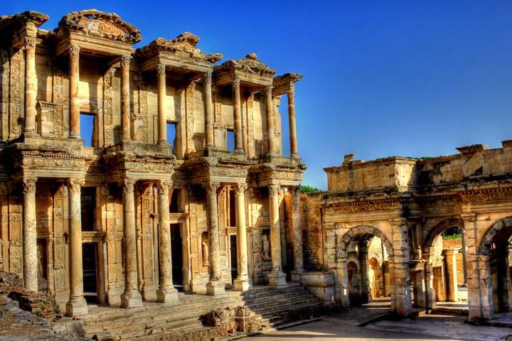 Ephesus یک مکان باستانی برای ملاقات با زیباییهای 3 هزار ساله