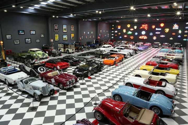 اگر از دوستداران ماشین هستید، حتما به Key Museum سربزنید