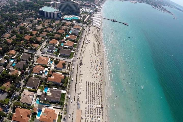 ساحل های ازمیر | Ilica Plaji