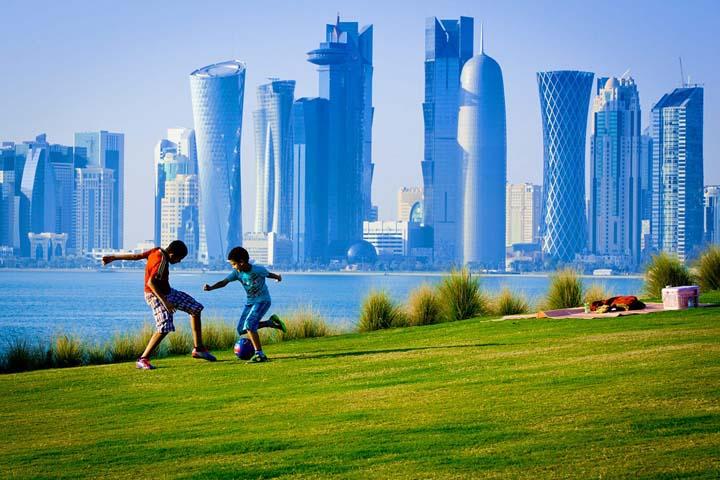 جاهای دیدنی قطر- جام جهانی ۲۰۲۲