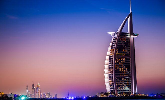 راهنمای سفر به دبی - برج العرب
