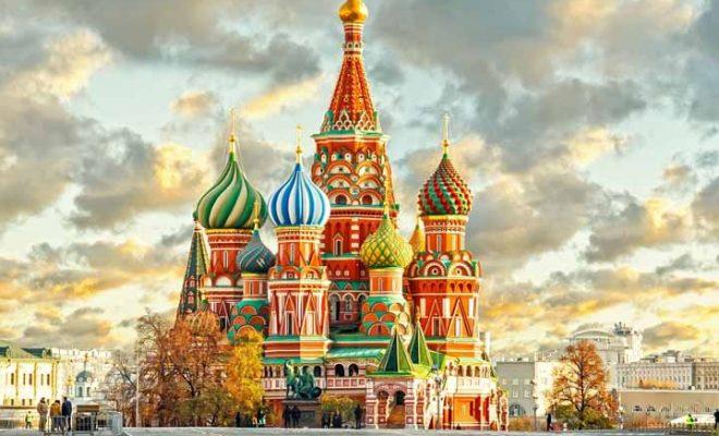 سفر به مسکو ، راهنمای سفر به پایتخت روسیه - شهر زیبای مسکو - عکس شاخص