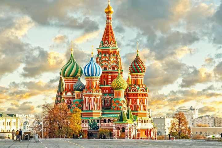 سفر به مسکو ، راهنمای سفر به پایتخت روسیه