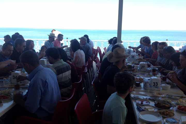 سفر به وان ترکیه ، رستورانها ، غذاها و صبحانههای معرکه ۷