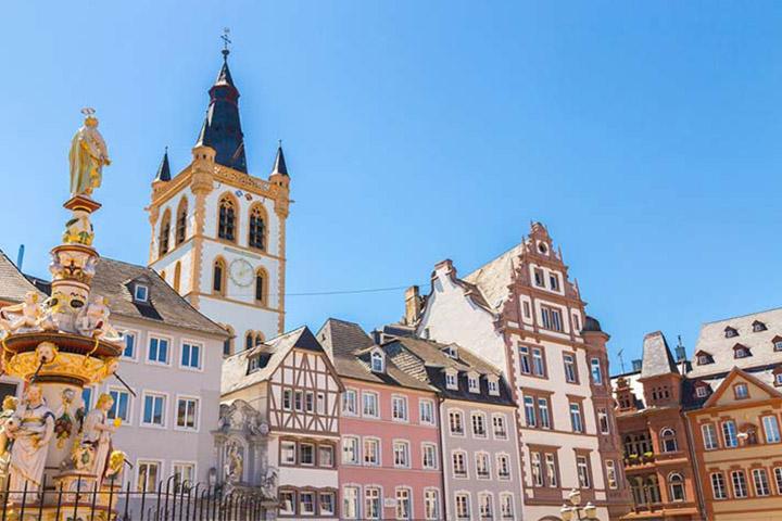 شهر ترییر آلمان   جاهای دیدنی آلمان