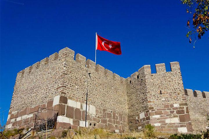 قلعهی آنکارا