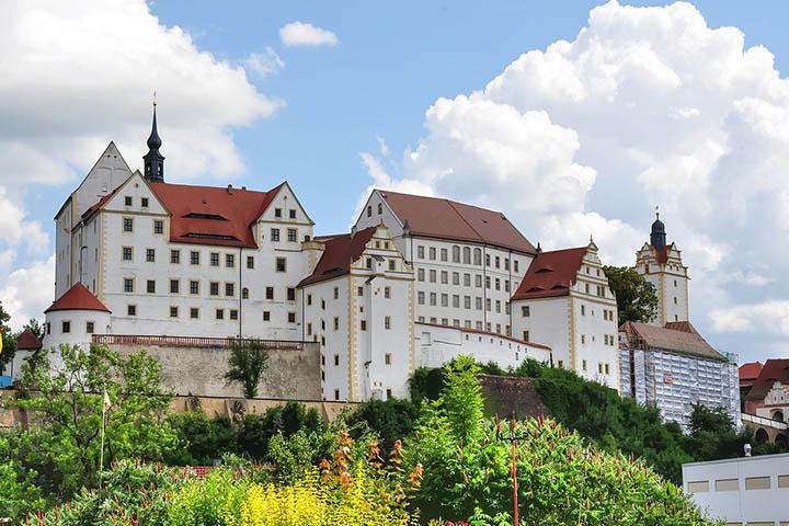 قلعهی کلدیتز آلمان   جاهای دیدنی آلمان