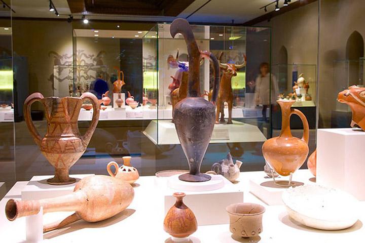 موزهی تمدنهای آناتولی