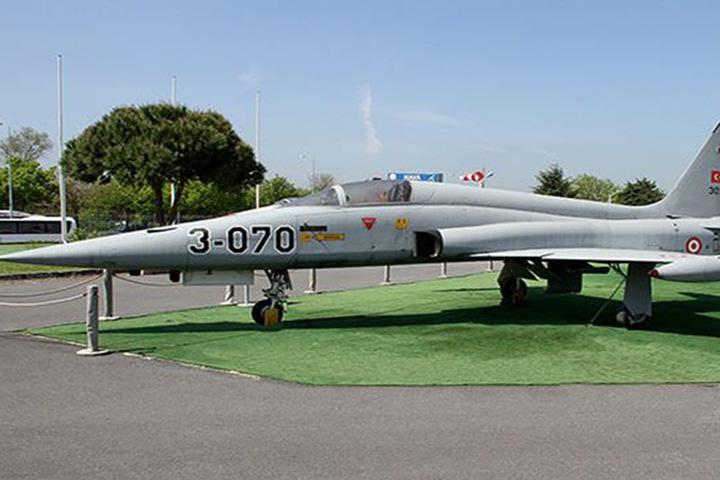 موزهی نیروی هوایی آنکارا | جاهای دیدنی آنکارا