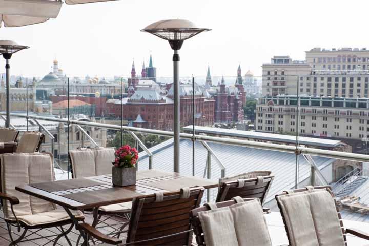 بهترین رستوران های مسکو و هتلهای گران و افسانهای آن ۱۰
