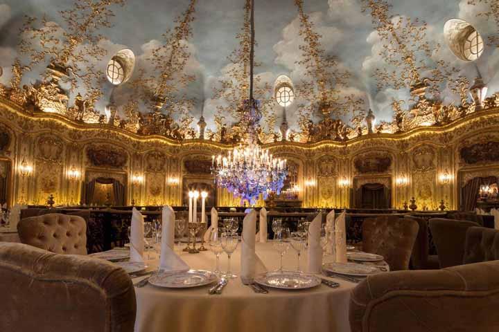 بهترین رستوران های مسکو و هتلهای گران و افسانهای آن ۳