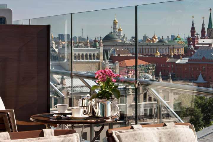 بهترین رستوران های مسکو و هتلهای گران و افسانهای آن ۹